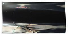 Into The Darkness Beach Towel