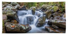 Leconte Creek Watrefall Beach Sheet
