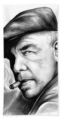 Lee Marvin Beach Towel