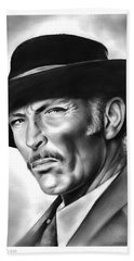 Lee Van Cleef Beach Towel