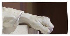 Left Hand Of Lincoln Beach Sheet
