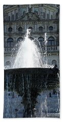Legislature Fountain Beach Towel