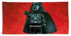 Lego Vader Beach Towel