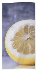 Lemon Half Beach Towel