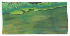 Lenox Audubon Pond 3 Beach Sheet