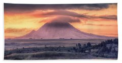 Lenticular Beach Towel