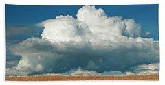 Lenticular Thunderhead Beach Towel