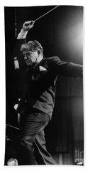 Leonard Bernstein Beach Sheet