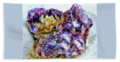 Lepidolite Beach Sheet by Rachel Hannah