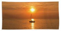 Levanto Italian Sunset Beach Sheet