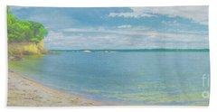 Lewis And Clark Lake Beach Towel