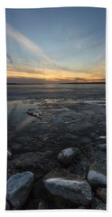 Lewis And Clark Sunset Beach Towel