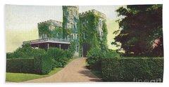 Libby Castle  Beach Towel