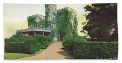 Libby Castle  Beach Towel