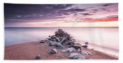Beach Towel featuring the photograph Liberate Inanimate Objects by Edward Kreis
