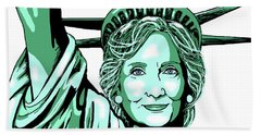 Liberty Hillary Beach Towel by Konni Jensen