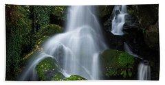 Lichtenhain Waterfall Beach Towel