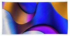 Life In Color Beach Towel by Paul Wear
