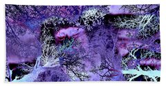 Life In The Ultra Violet Bush Of Ghosts  Beach Sheet