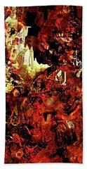 Life On Mars Beach Towel