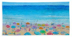 Life On The Beach Beach Towel