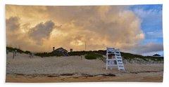 Lifeguard Stand 2016 Beach Sheet
