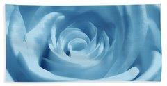Light Blue Dream Beach Sheet