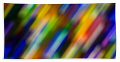 Light In Motion Beach Towel