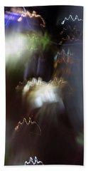 Light Paintings - No 4 - Source Energy Beach Sheet