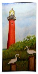 Light Tower Beach Sheet