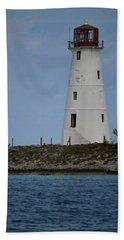 Lighthouse Watch Beach Towel