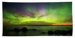 Lights 2 Beach Sheet