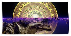 Lightscape 24 Beach Towel