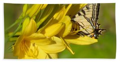 Lily Lover Beach Towel by MTBobbins Photography