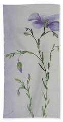 Linacea Beach Towel