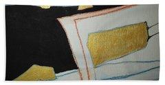 Linear-2 Beach Towel