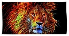 Lion 12818 Beach Towel