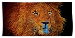 Lion 16218 Beach Towel