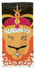 Lion King Beach Sheet