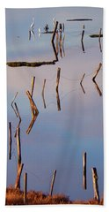 Liquid Assets Beach Towel