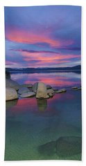Liquid Dreams Portrait Beach Towel