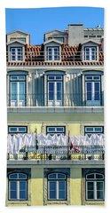 Lisbon Laundry Beach Sheet
