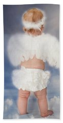 Little Angel Beach Towel