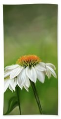 Little Cone Flower Beach Towel