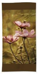 Little Flowers Beach Towel