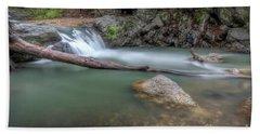 Little Missouri Falls 2 Beach Towel