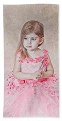 Little Princess Beach Sheet