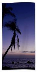 Live Aloha Beach Towel