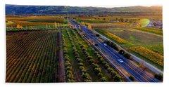 Livermore Wine Country--las Positas Winery Beach Sheet