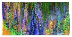 Living Color Reflection Beach Towel